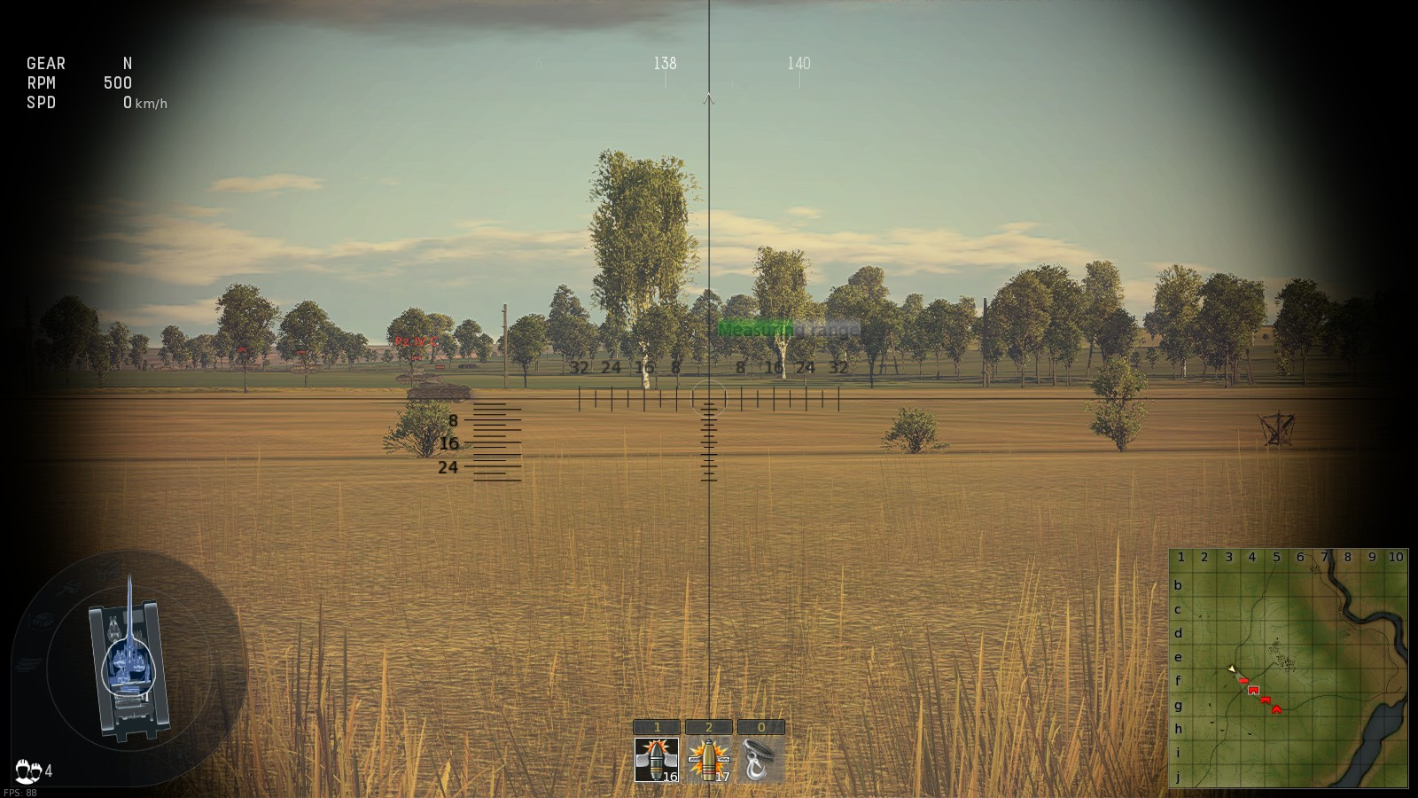 Tank battles: how to control your aim  – Gaijin Support